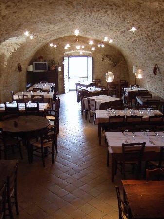 Il Casale degli Amici: Restaurant