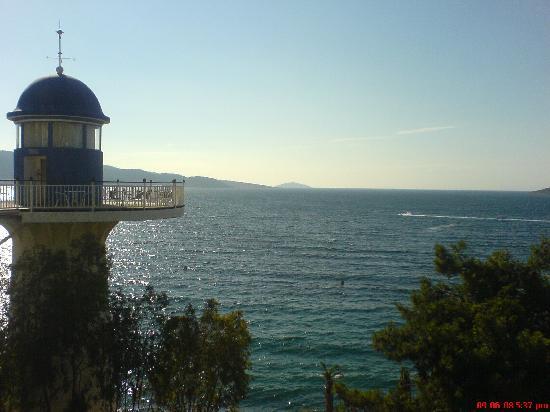 Blue Dreams Resort: The evevatorlight house