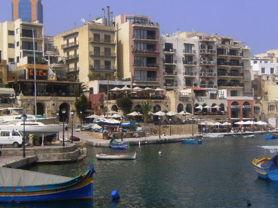 The Westin Dragonara Resort, Malta: St Julians Bay