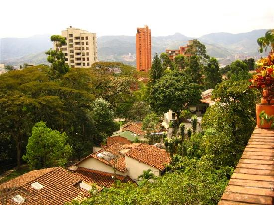 Zona Rosa Rooms: Medellin Treetop Tropical View