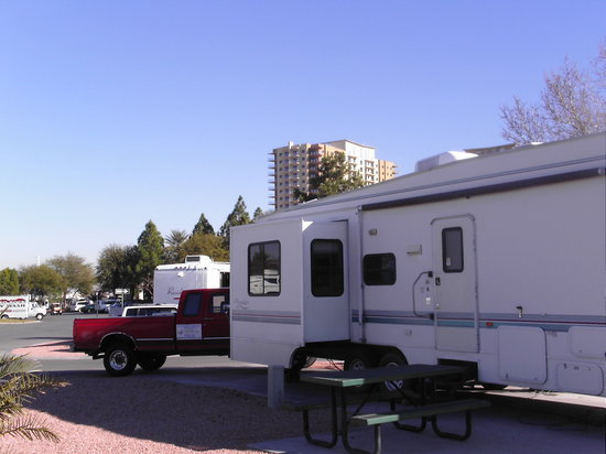 Photo of Oasis Las Vegas RV Resort