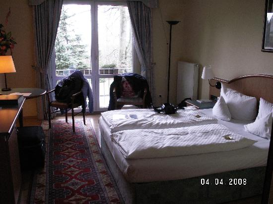 Berg- und Jagdhotel Gabelbach: Room # 105