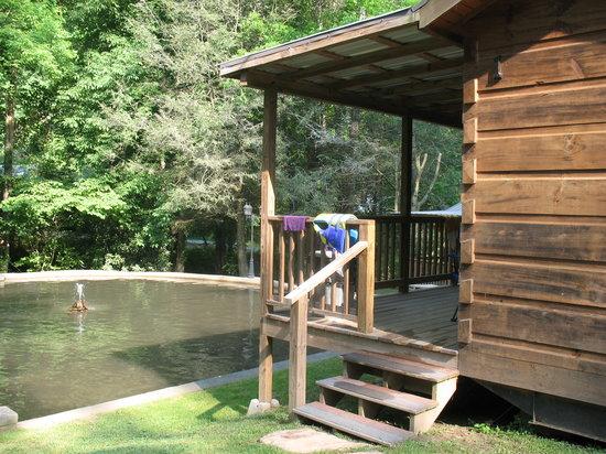 Kirkland Creek Campground