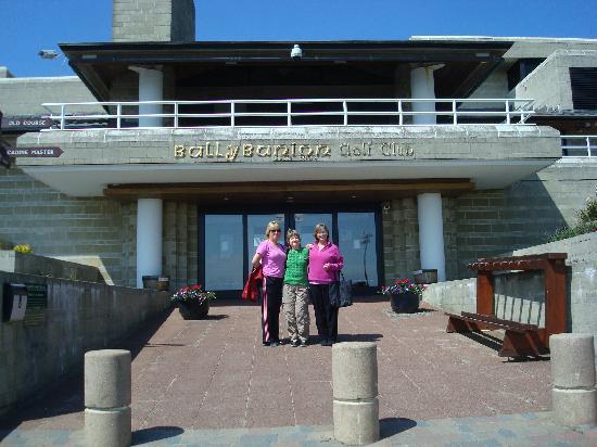 Mount Rivers B&B: Famous Ballybunion Golf Course