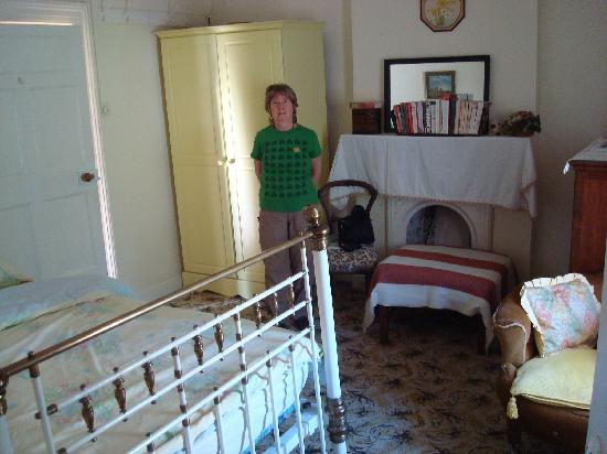 Mount Rivers B&B: Double Bed