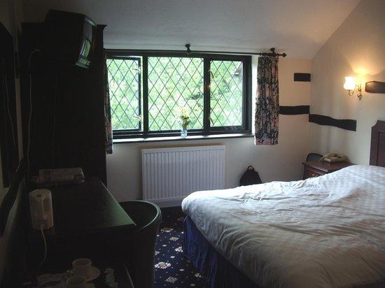 Regency Hotel Gatwick: Our room