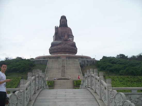 Foshan, China: Guanyin of Mount Xiqiao