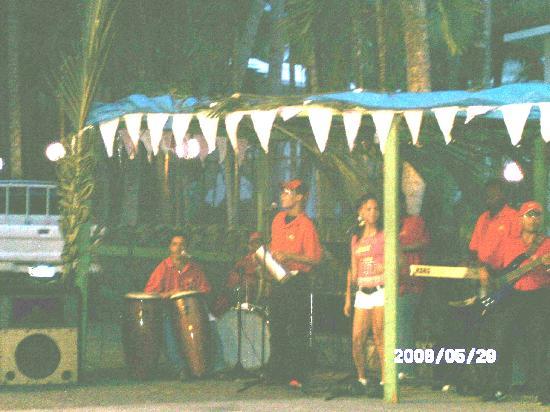 ClubHotel Riu Bambu: festival band