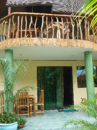 Blue Mango Inn : the family suite
