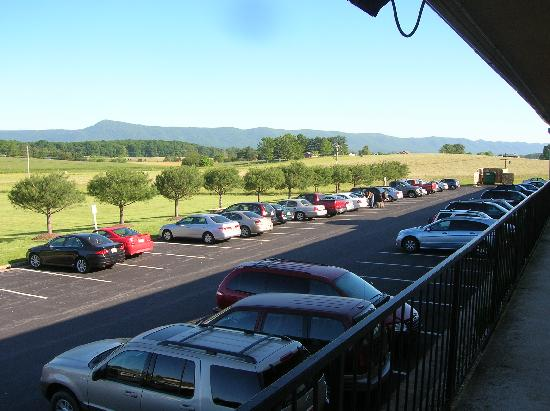 Days Inn Luray Shenandoah: View from the Room