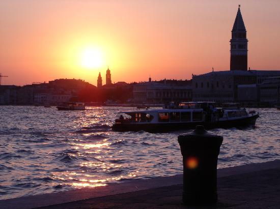 venice at sunset - photo #20