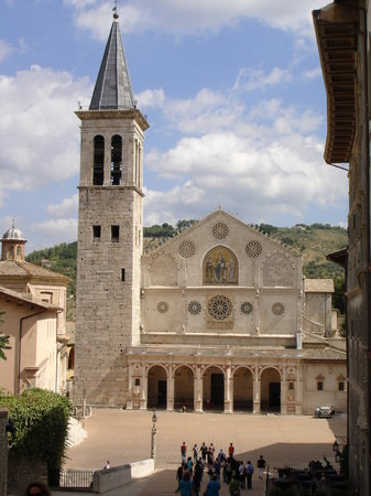 Restaurants in Spoleto
