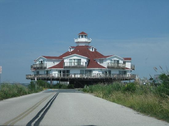 Lighthouse Club Hotel an Inn at Fager's Island: view of hotel
