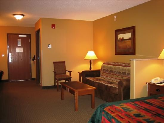 Best Western Plus Kelly Inn & Suites: King room