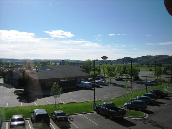 Best Western Plus Kelly Inn & Suites: View from room