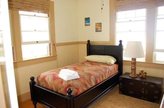 Hilo Honu Inn: Samurai twin bedroom
