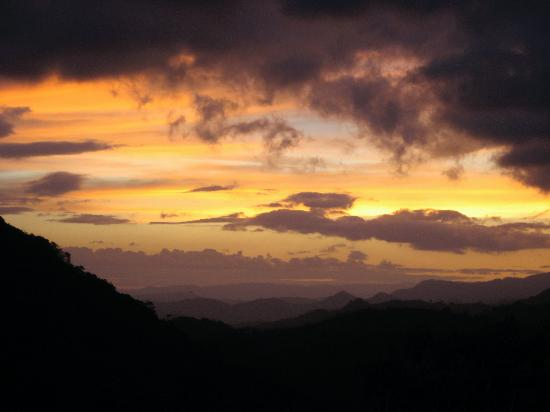 Yucul, Nicaragua: one of the many amazing sunsets