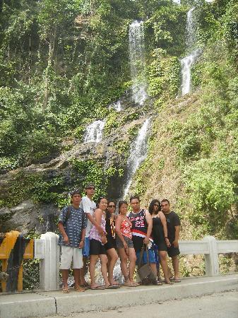 Puerto Nirvana Beach Resort : Tamaraw Falls