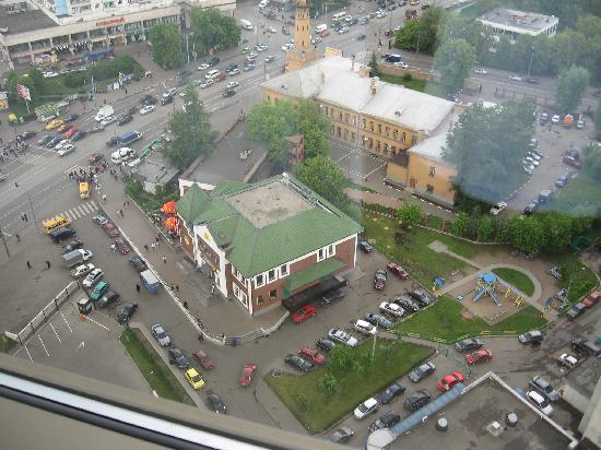 Holiday Inn Moscow Sokolniki: View