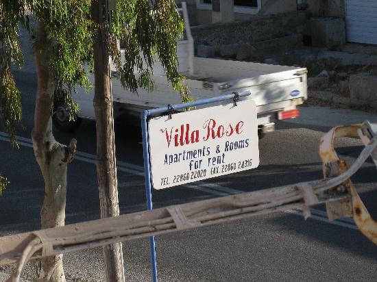 Villa Rose: Villa Rose