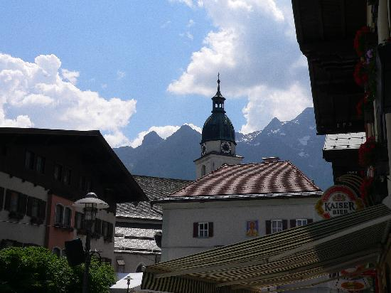 Hotel-Pension Wagnermigl: Town Square