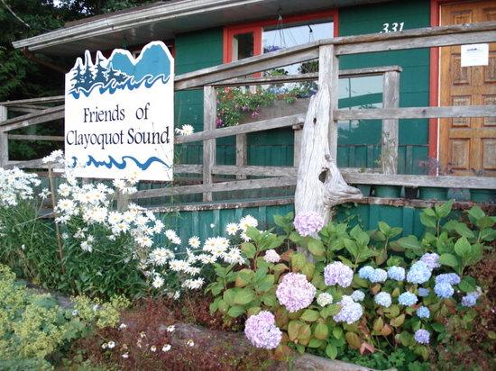 توفينو, كندا: info centre