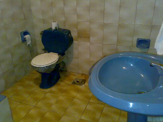 Palace Hotel: toilette ch2