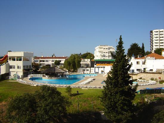 Apartmentos Turisticos Minichoro : View from room 406