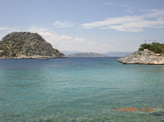 Angistri, Greece: agistri island view