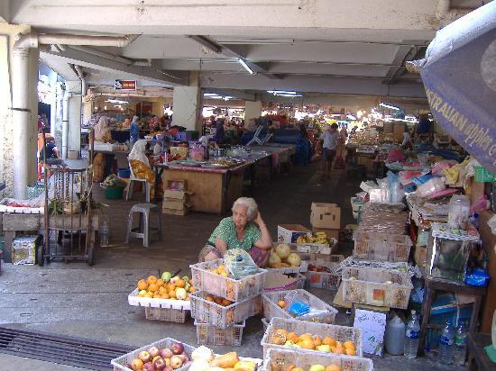 Resorts World Kijal: pasar payar - terengganau