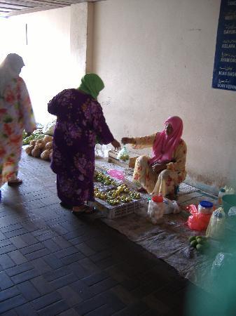 Resorts World Kijal: pasar payar - terenggganau