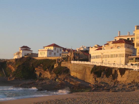 Residencial Real visto dalla spiaggia