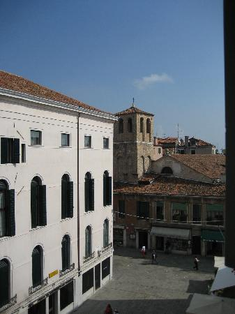 Foscari Palace: View from room