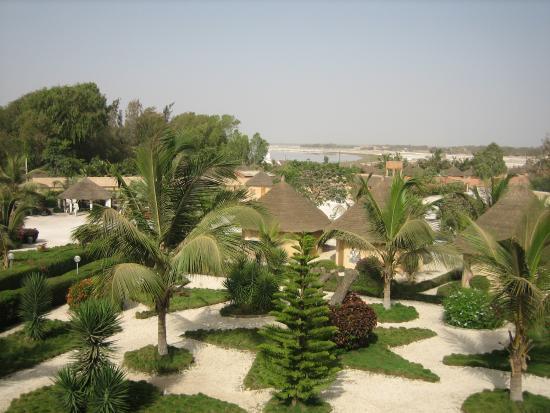 Keur Salim: the view