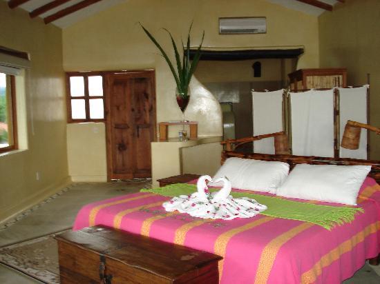 Casa Kau-Kan: honeymoon suite