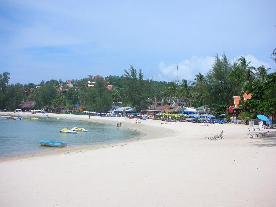 SALA Samui Choengmon Beach Resort: Beach