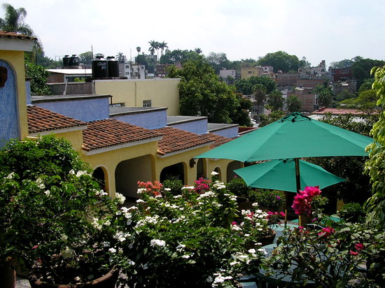 Photo of Hotel Antigua Posada Cuernavaca