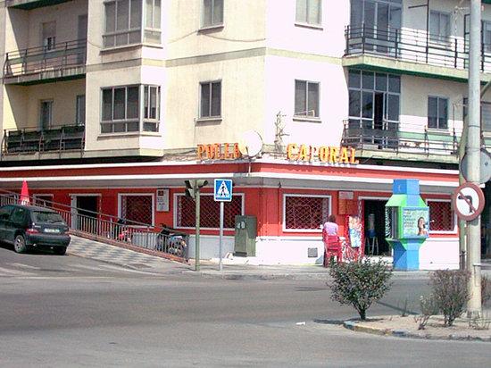 Algeciras, Spain: Pollo Caporal