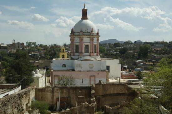 Mineral de Pozos, México: Posada De Las Minas #4