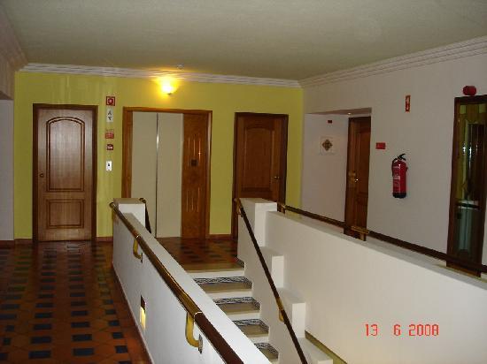 Hotel Marina Rio: 1st floor view