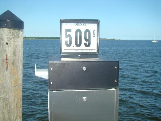 Saybrook Point Inn & Spa: fuel $