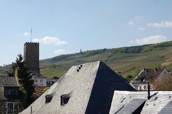 Breuer's Rüdesheimer Schloss : BRSH_Room 24_View w3