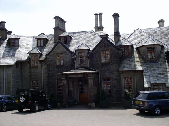 Hotel Endsleigh: hotel entrance