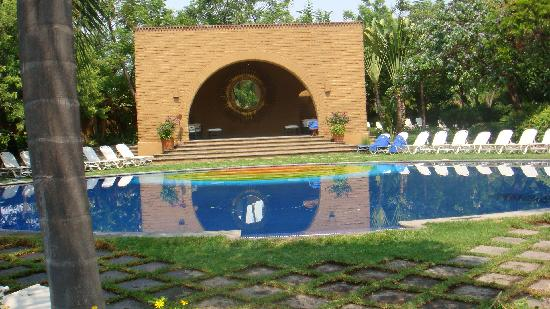 Mision del Sol Resort and Spa: The pool