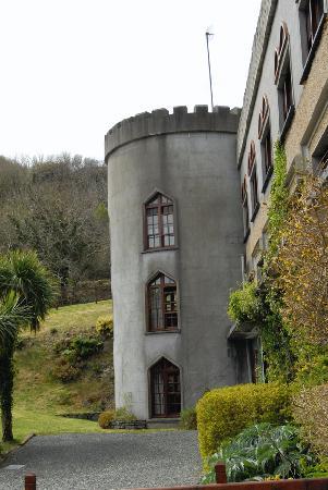 Abbeyglen Castle Hotel: Outside view