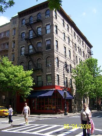 A Typical Village Street Picture Of Greenwich Village