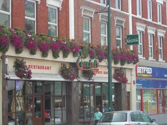 Cuccini's Restaurant & Bar: Cuccini's in Bournemouth