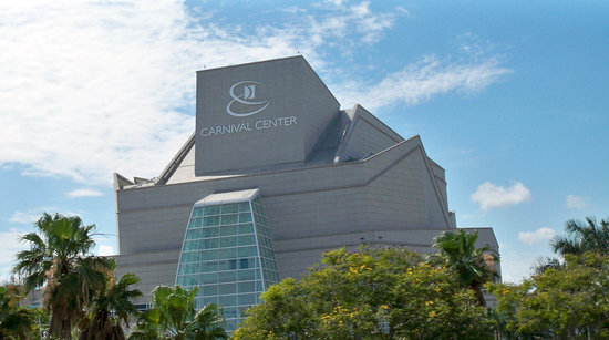 ‪Adrienne Arsht Center for the Performing Arts of Miami-Dade County‬