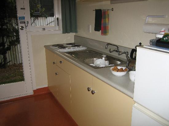 Ashleigh Court Motel : Kitchen