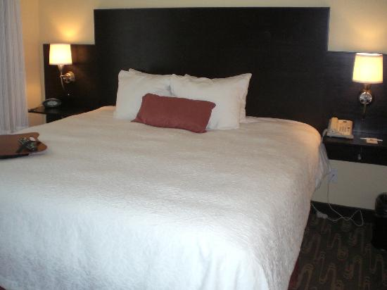 Best Western Plus Navigator Inn & Suites: The most comfortable bed in the world...